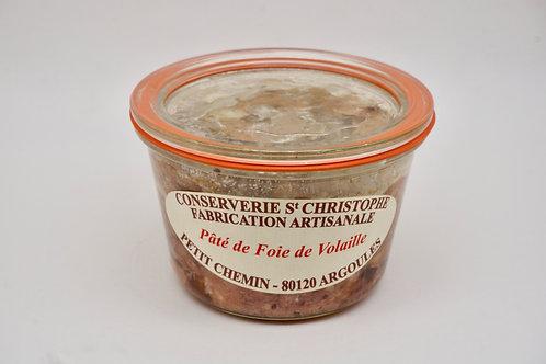 Chicken Liver Pate - Pâté de Foie de Volaille - 270g