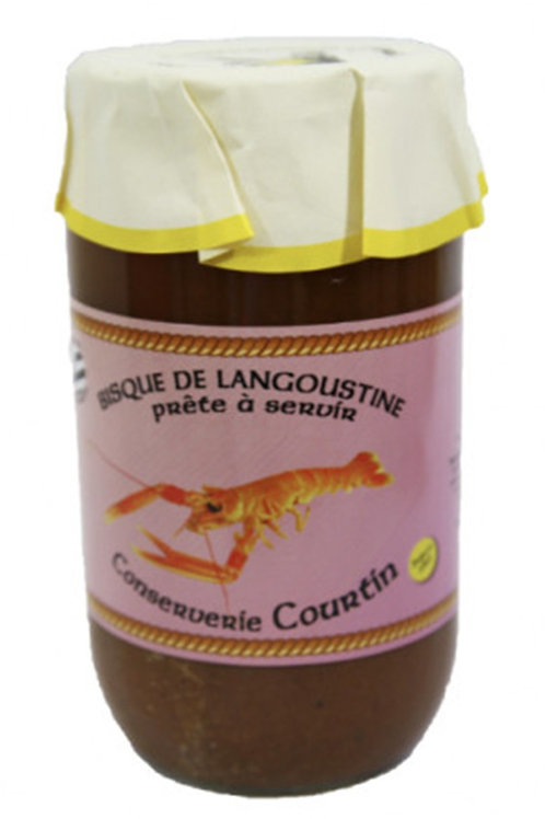 Spiny Lobster Bisque Jar - Bisque de Langoustine - 750g