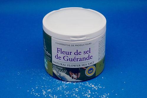 Guérande Salt Flower - Fleur de Sel de Guérande, 125g