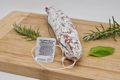 Dry Saucisson Pork & Comté Cheese - Saucisson Sec Pur Porc et Comté