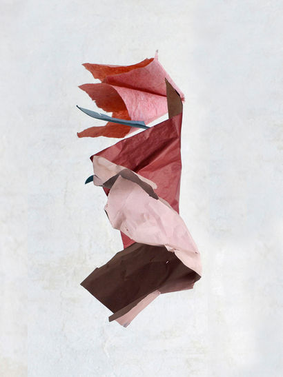 PAM C / Papel Mojado series / 70x50 cm / 2015 / Archival pigment print / Edition: 5
