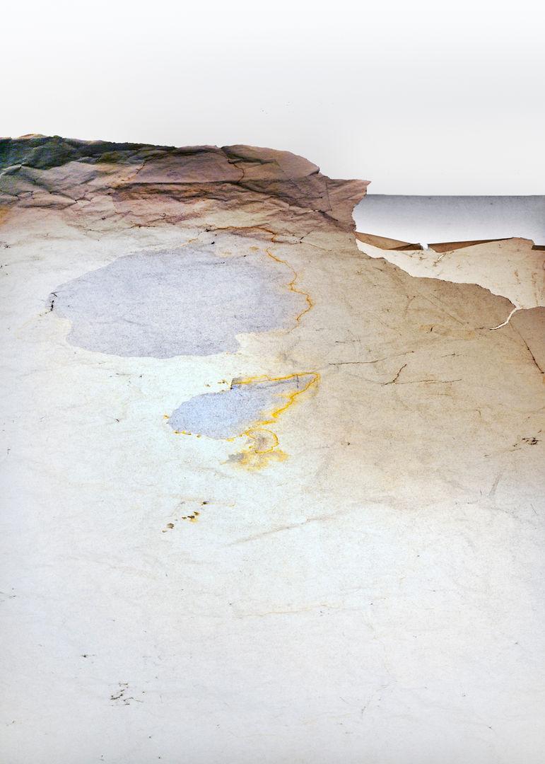 PamBeach / Papel Mojado series / 100x70 cm / 2015 / Archival pigment print / Edition: 5