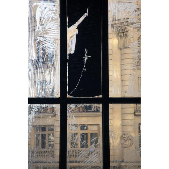 Grafía. Madrid / 100x70 cm / 2011 / C-print / Edition: 5
