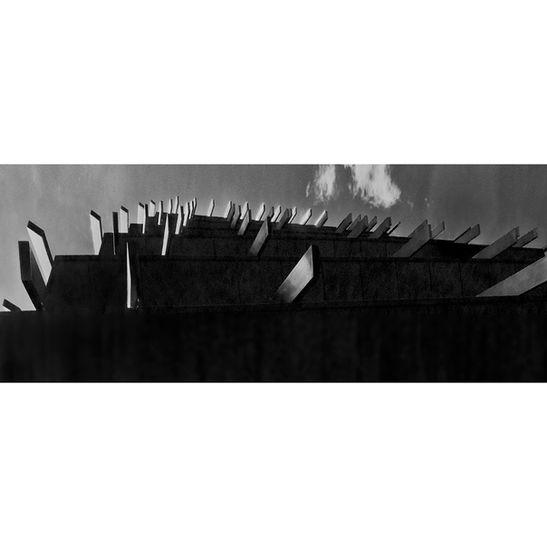 LaCaixaMad / 30x100 cm / Archival pigment print / 2014 / Edition: 5