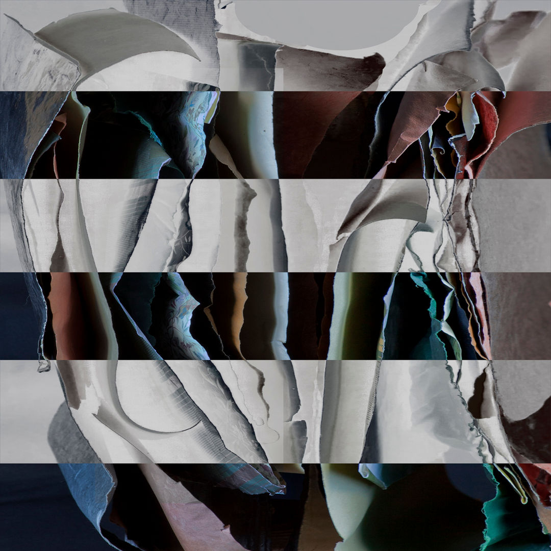Mural PAM 3 / Papel Mojado series / 100x100 cm /Archival pigment print / 2015 / Edition: 3