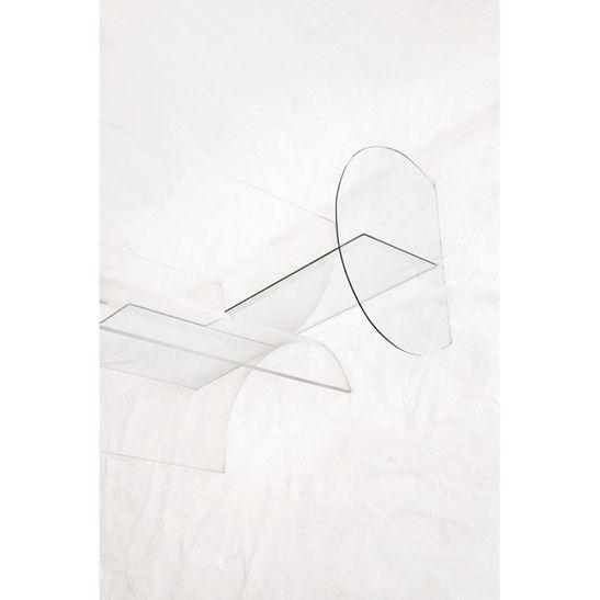 Glassair · Fly / 70x50 cm / 2016 / Tinta impresa en metacrilato / Ink print on methacrylate / Edition: 5