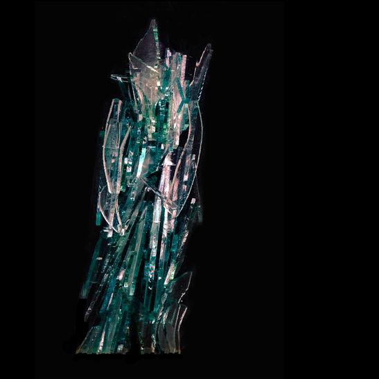 Crioman color / GlassAir Series / Ink print on methacrylate / 20x20x6 cm / 2015 / Edition: 7