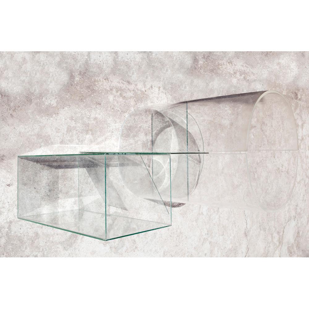 Glassair · Box / 50x70 cm / 2016 / Tinta impresa en metacrilato / Ink print on methacrylate / Edition: 5