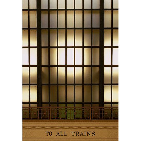 Toalltrains. Chicago /100x70 cm / 2009 / Lambda / Edition: 5