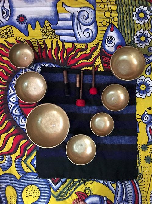 Handmade Himalayan Singing Bowls