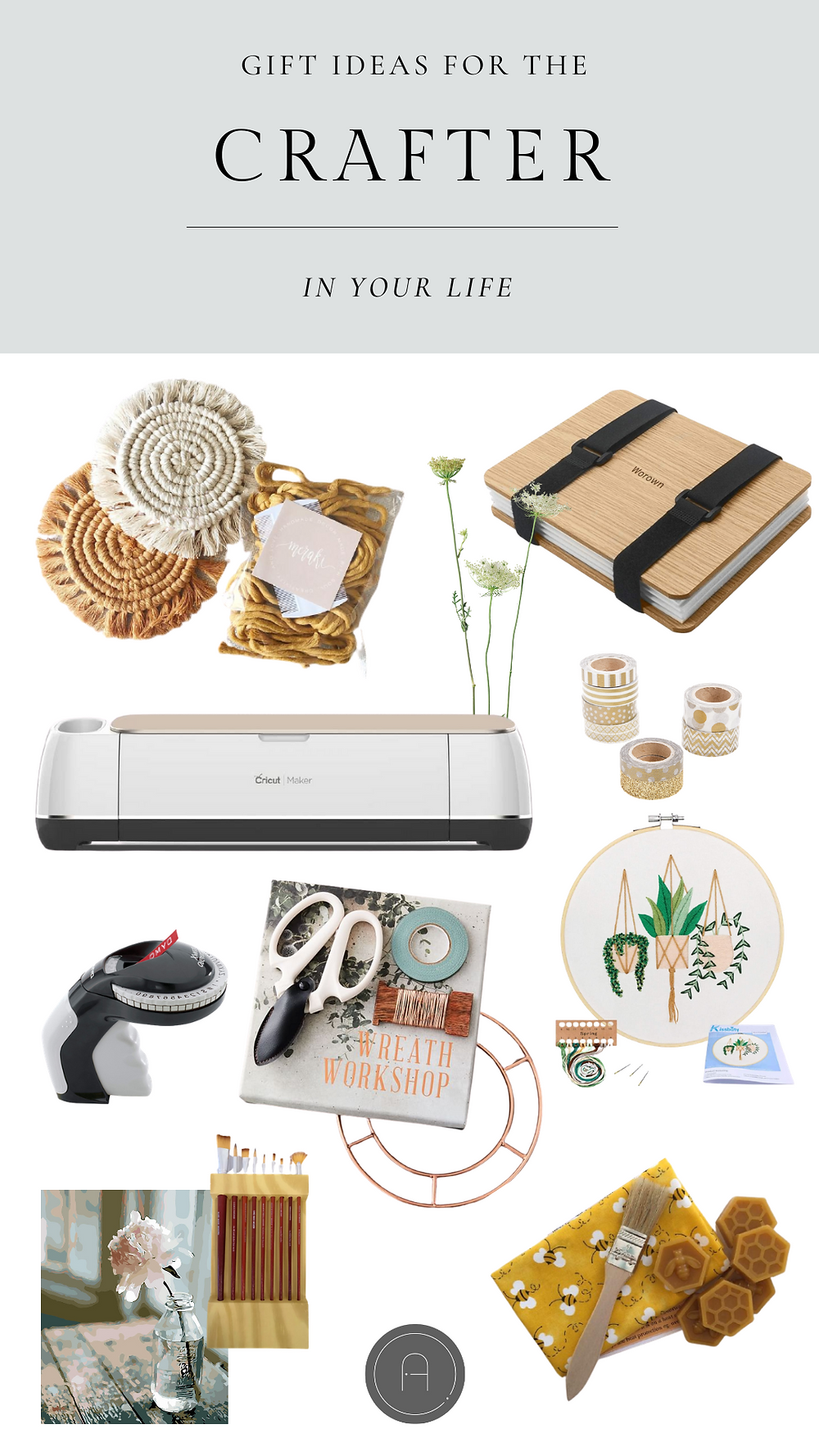 Gift ideas for the foodie in your life sous vide machine cookbook its all good Gweneth Paltrow Anthropologie apron Target whisk brass serving utensils West Elm porcelain egg storage ikea cutting board acacia wood baking mat pretty mixing bowls oil dispenser World Market clever gift holiday shopping best gift ever
