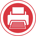 Managed Print Services Icon