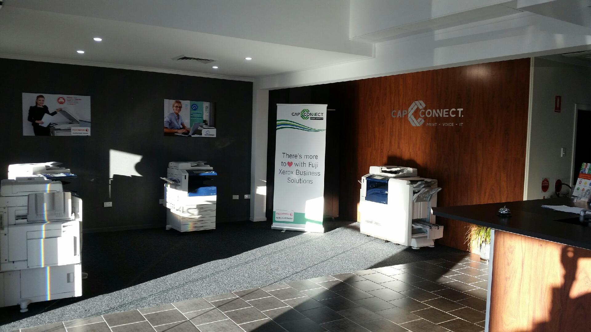 CAPconnect lobby