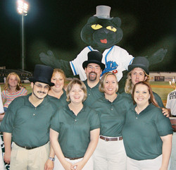 Ft. Worth Cats - VM with Dodger