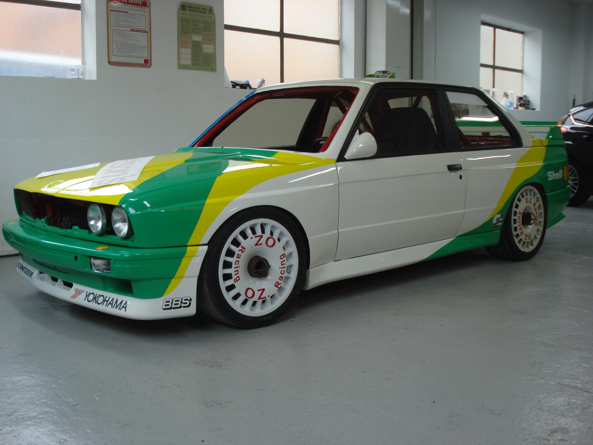 BMW Watson Car