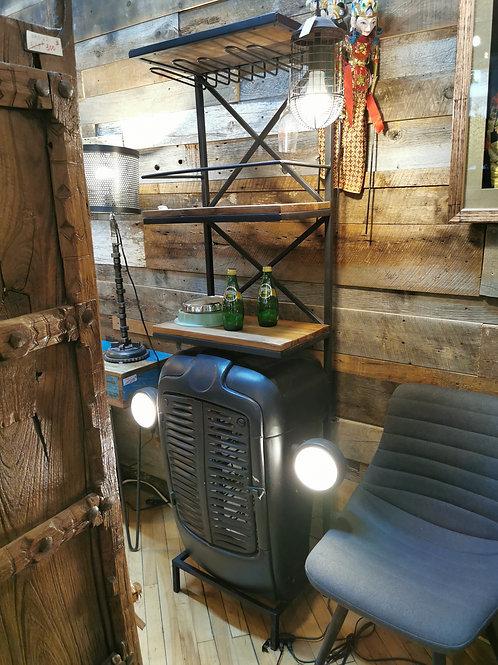 """Bar-tracteur  L20""""x P14""""H71"""""""