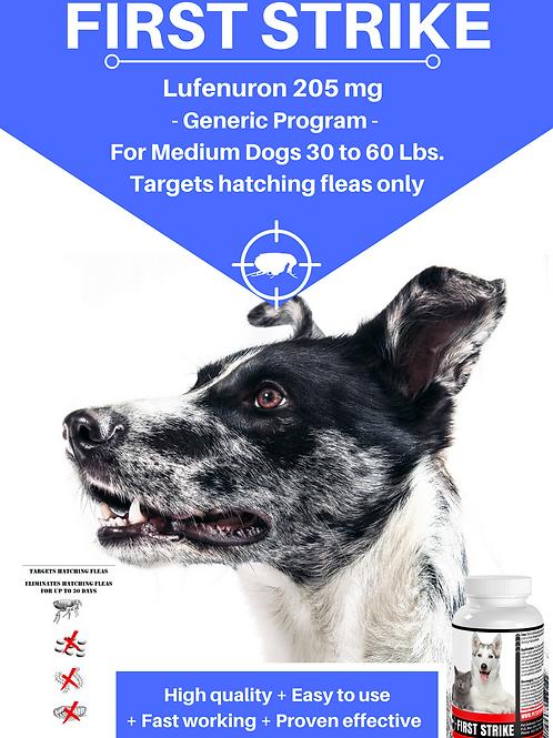 Flea Control Medium Dogs