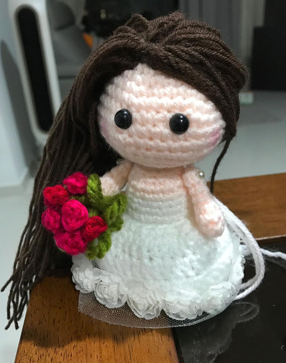 Amigurumi Bride