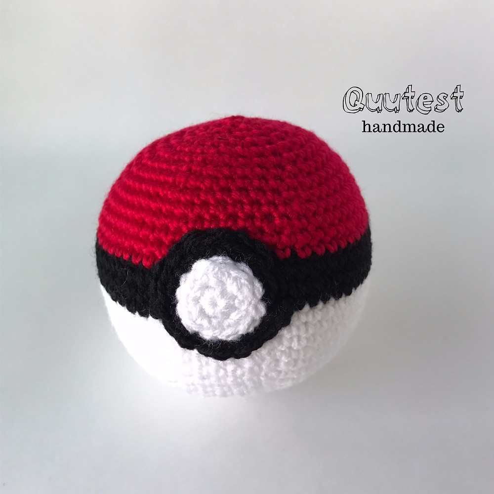 Completed Pokeball