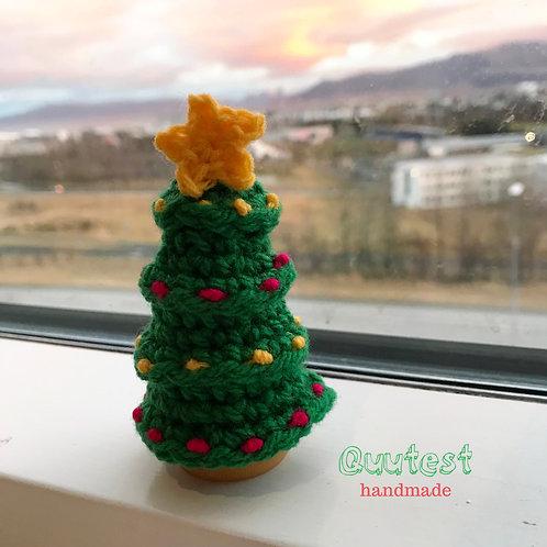 Small Christmas Tree (Multi color)