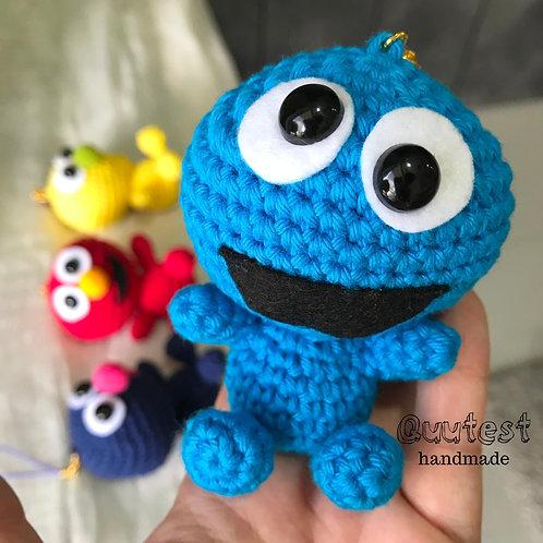 Hi! I'm Monster