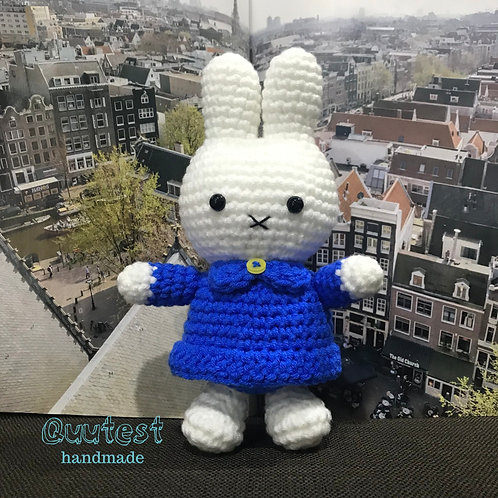 Miffy in Blue Dress