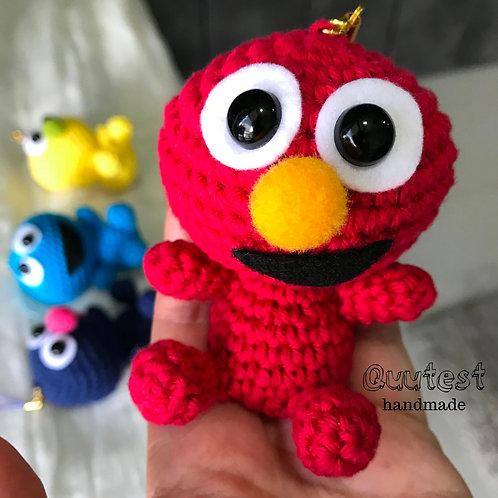 Hi! I'm Elmo