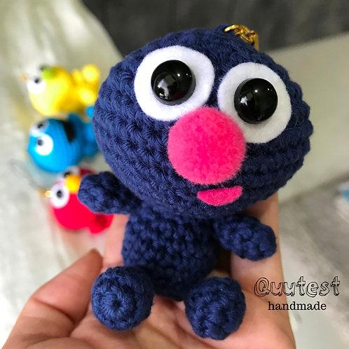 Hi! I'm Grover