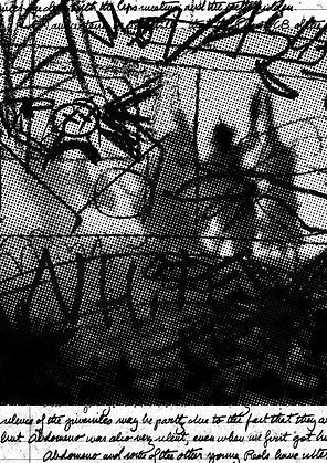 BYE Borja Moreno & Esteban Ferrer SILKSCREEN Etnografika 2019