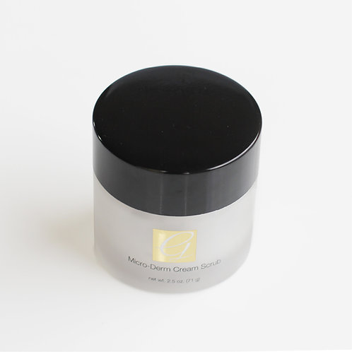 Microdermabrasion Cream Scrub