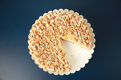 Brown Magic Cheesecake