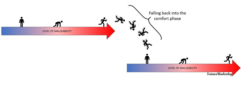 The malleability cascade.