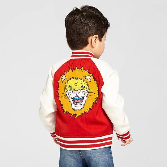 LION BOMBER JACKET