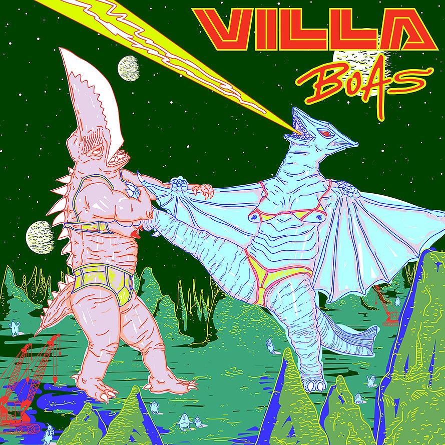VILLA BOAS EP ART