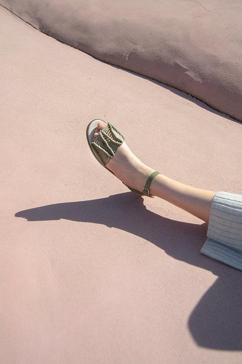 RUPIDA Nadine - Women's knotted sandals