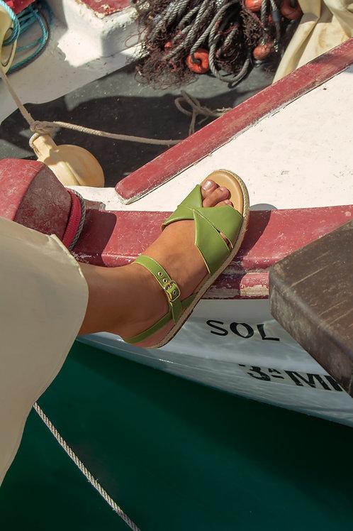 MURTA - Women's twirled sandal