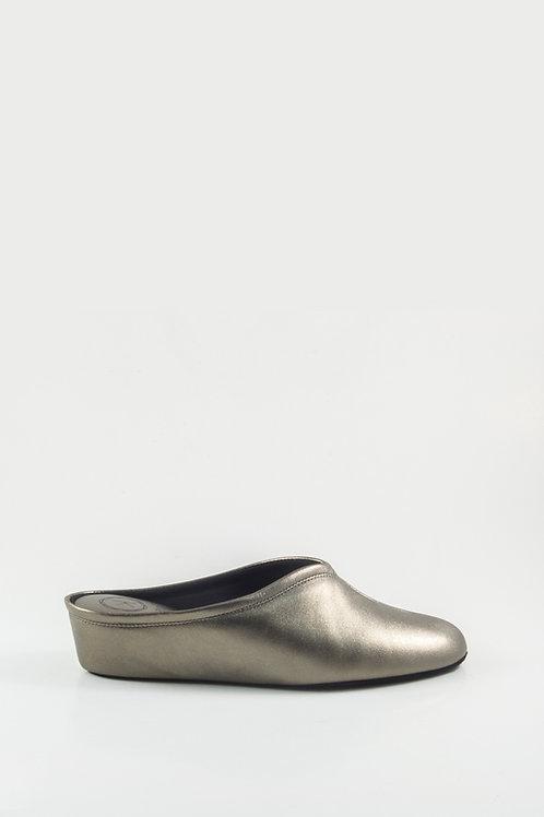 Ref. 4840 - Zapatilla Mujer Plata vieja