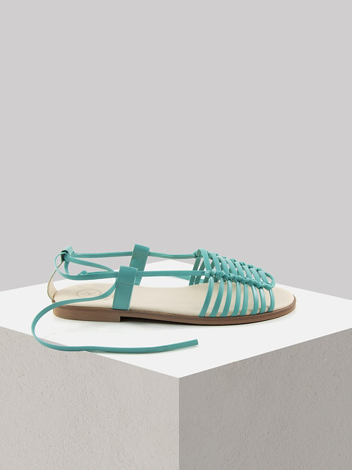 ARITJA - Womens knotted sandals