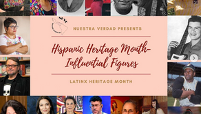 Hispanic Heritage Month- Influential Figures