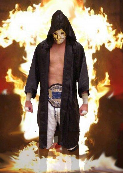 Reigning PA Heavyweight Champ