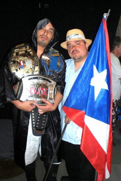Elite Champion, WPW US, PA Champ