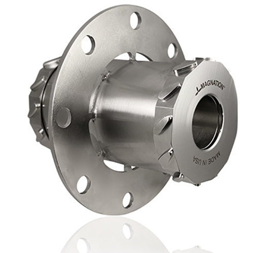 "MG - Turbulator - 4"" - Stainless Steel"