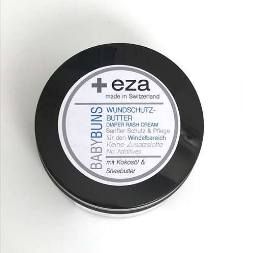 BABYBUNS Wundschutzbutter ohne Zinkoxid / Diaper Rash Butter without Zink Oxide