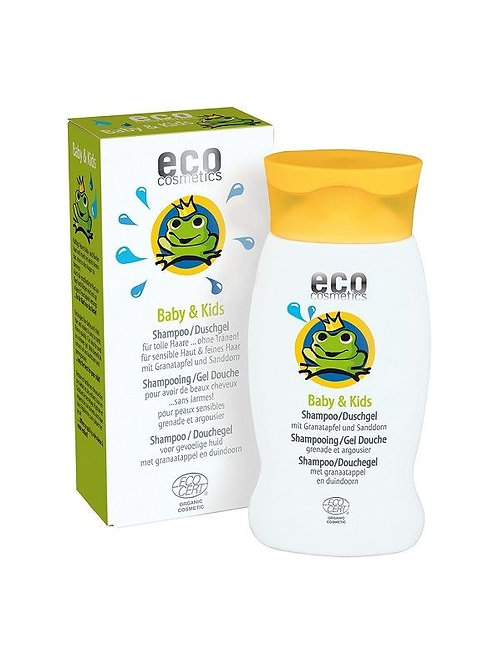 ECO Cosmetics Baby & Kids Shampoo/Duschgel 200ml