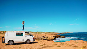 Van life in Australia