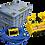 Thumbnail: Robodeep M1071 MAXI GYRO 40 havuz robotu