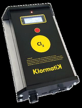 KLORMATİK klor jeneratörü 60gr/h