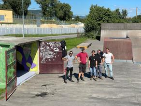 Garáž z Pohody sa stane kultúrnym centrom v trenčianskom skateparku