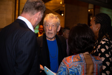 Sir Ian McKellen Gala