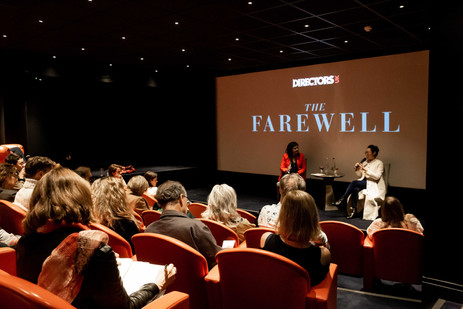 The Farewell Q & A - Lulu Wang